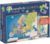 Clementoni Geographic Puzzles Europa