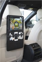 3-in-1 Tablethoes - Auto tablethouder & Beschermhoes voor tablet & Organizer
