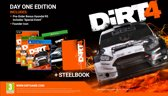 DiRT 4 - Steelbook Pre-order Edition - PS4
