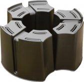 3 Delige regenton standaard voor Harcostar 114, 168 & 227 liter.