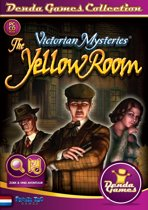 Victorian Mysteries: The Yellow Room - Windows
