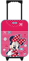 Minnie Mouse Look at Me Trolley - Kinderkoffer - Handbagage