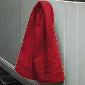De Witte Lietaer Badhanddoek Dolce Badhanddoek - katoen/rood