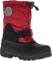 Color Kids Snowboots - Maat 31 - Unisex - rood/zwart