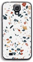 Samsung Galaxy S4 Transparant Hoesje - Terrazzo N°4