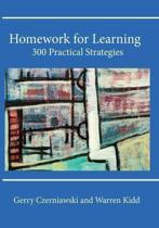 Homework For Learning: 300 Practical Strategies
