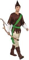 Robin Hood Kostuum Deluxe