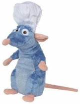 Pluche knuffel Disney Ratatouille Remy 43 cm - Ratatouille knuffels - Speelgoed voor kind