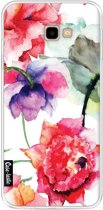 Casetastic Softcover Samsung Galaxy J4 Plus (2018) - Watercolor Flowers