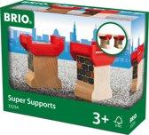 BRIO Spoorbrug pijlers - 33254