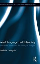 Mind, Language and Subjectivity