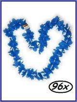 96x Hawai slinger blauw