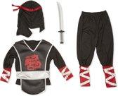 Melissa & Doug - Ninja - verkleedkleding - 3-6 jaar