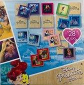 Disney Princess houten memory spel