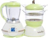Babymoov Nutribaby Amandelgroen/taupe keukenrobot met grote inhoud!