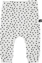 Stipjes broekje (wit) 62