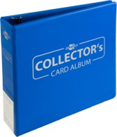 Blackfire Collector's Album Blue