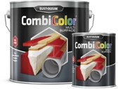 CombiColor Multi-Surface Zijdeglans - Staalgrijs RAL 7001 075 Liter