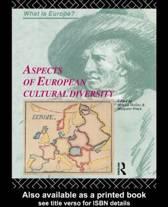 Aspects of European Cultural Diversity