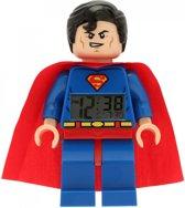 Lego Super Heroes kinder wekker - Superman