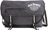Jack Daniel's - Bottle Logo Canvas Messenger Bag