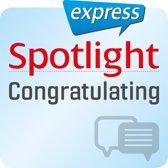 Spotlight express - Kommunikation - Gratulieren