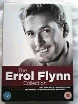 The Errol Flynn collection  (4 dvd)