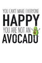You Can't Make Everyone Happy You Are Not an Avocado