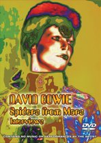 David Bowie: Spiders From Mars Interviews (dvd)