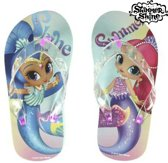 Slippers met LED Shimmer and Shine 9084 (maat 27)