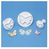 Plunger cutter - vlinder - small - PME Arts&Crafts