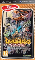 Darkstalkers Chronicle the Chaos Tower (essentials)