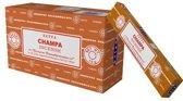 Satya Champa wierookstokjes 15 grams
