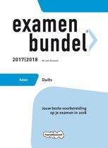 Examenbundel havo Duits 2017/2018