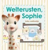 Baby voelboekje - Welterusten, Sophie