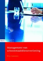 Management van schoonmaakdienstverlening