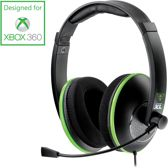 Turtle Beach Ear Force XL1 Official Xbox 360 Wired Stereo Gaming Headset - Zwart (Xbox 360)