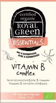 Royal Green - Vitamine B Complex - 60 vegicaps