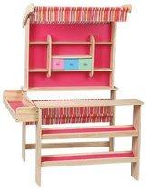 Playwood Houten Winkel Roze (excl. accessoires)