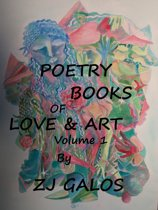 Poetry Books of Love & Art: Volume 1