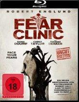 Fear Clinic (blu-ray)