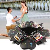Vouwbaar Liefdes Cadeau + Accessoires - Love Gift - Do It Yourself Cadeau Box - Knutselen - Vaderdag - Relatiegeschenk - Trouwen - Cadeau