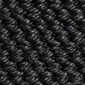 Sisal Vloerkleed Bonaire Zwart | 200 x 290 cm