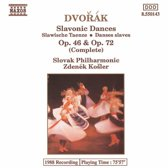 Dvorak: Slav. Dances Op.46&72