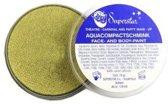 Aqua schmink goud 16gr