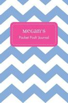 Megan's Pocket Posh Journal, Chevron