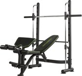 Tunturi SM60 halterbank - Half Smith - Home Gym