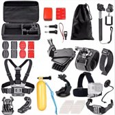 40 in 1 accessoire kit voor GoPro Hero 1, 2, 3, 4 en 5  Action Camera set 2017