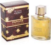 Papaver - Eau de Parfum - 100 ml - luchtje voor vrouwen
