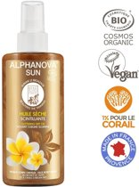 Alphanova Bio Sun Glittering Dry Oil - 125 ml